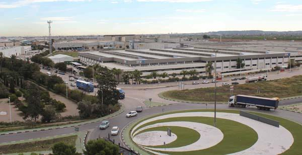 Riba-roja licita el mantenimiento de los poligonos industriales