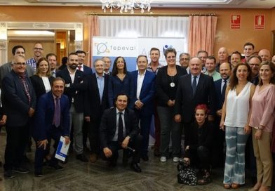 ASOCREVA participa en la Junta de la Federación de Polígonos