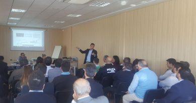 Jornada tecnico empresarial con el Ayuntamiento de Ribarroja
