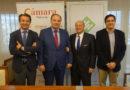 ASOCREVA y Cámara Valencia suscriben un convenio  de colaboración para acciones de mejora de la competitividad empresarial