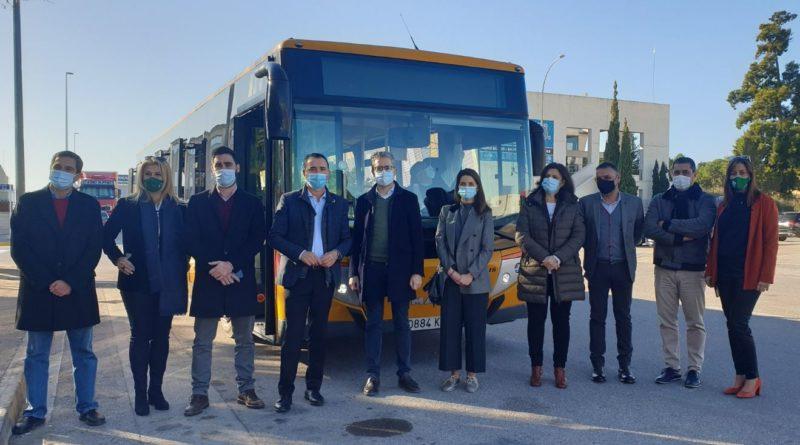 Los poligonos de Riba-roja dispondrán de autobus desde el centro de Valencia